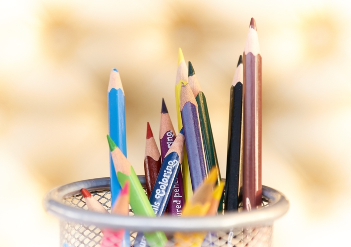 色鉛筆の豆知識
