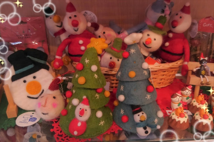 やって来る、クリスマス♪(*'ω' *)